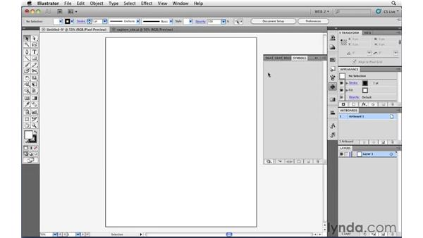 Creating custom document profiles: Illustrator CS5 for Web and Interactive Design