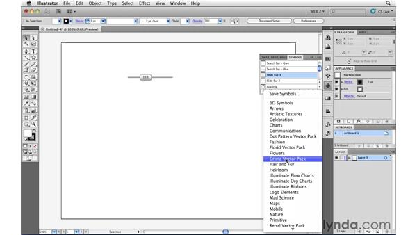 Copying and pasting artwork between Illustrator and Flash Catalyst: Illustrator CS5 for Web and Interactive Design