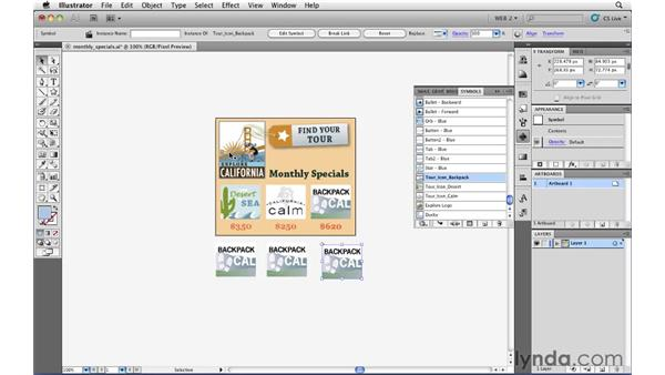 Understanding symbols: The lifeblood of Flash: Illustrator CS5 for Web and Interactive Design