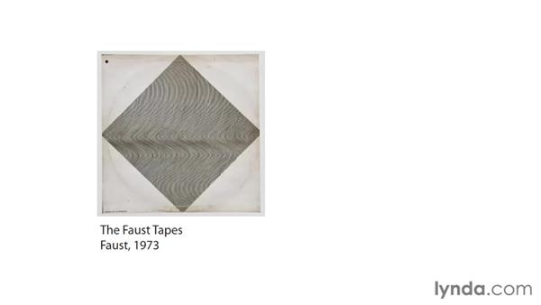 Getting inspiration from Op Art: Designing a CD Cover
