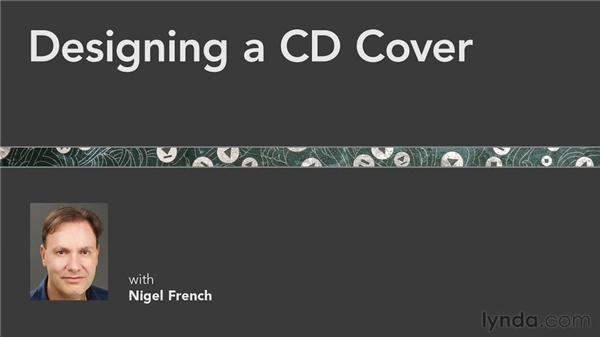 Goodbye: Designing a CD Cover