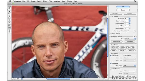 Final adjustments: Photoshop CS5: Athletic Retouching Projects
