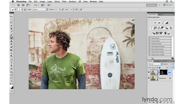 Working with shadows, highlights, and curves: Photoshop CS5: Athletic Retouching Projects
