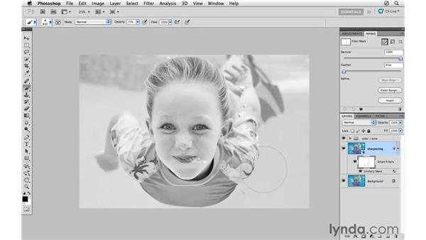Sharpening the details: Photoshop CS5: Athletic Retouching Projects