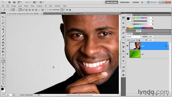 The Pen tool and the Paths panel: Photoshop CS5 One-on-One: Mastery