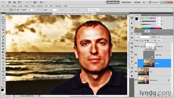 Which filters are Smart Filters?: Photoshop CS5 One-on-One: Mastery