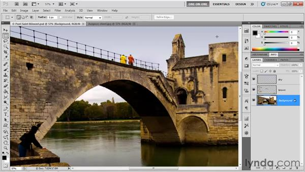 Creating an action set: Photoshop CS5 One-on-One: Mastery