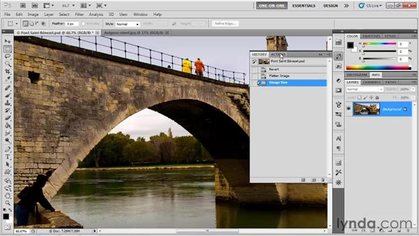 Stop, Delete, and Record: Photoshop CS5 One-on-One: Mastery