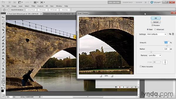 Playing and editing a specific operation: Photoshop CS5 One-on-One: Mastery