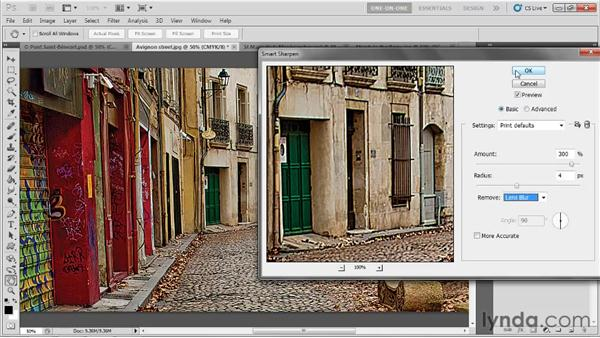 Permitting the user to change settings: Photoshop CS5 One-on-One: Mastery