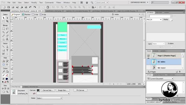 Welcome: Fireworks CS5: Rapid Prototyping