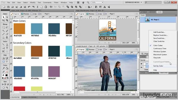Importing ASE files: Fireworks CS5: Rapid Prototyping