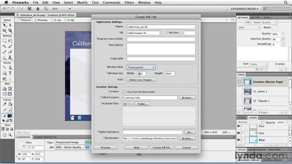 Troubleshooting: Fireworks CS5: Rapid Prototyping