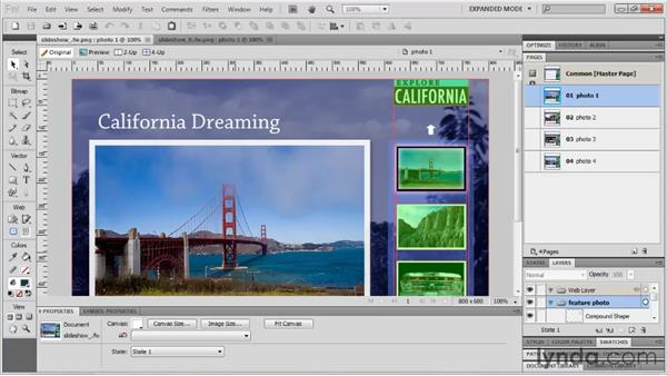 Working with Fireworks and Flash Catalyst: Fireworks CS5: Rapid Prototyping