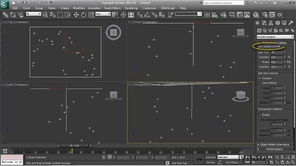 Blizzard: Particle Effects in 3ds Max