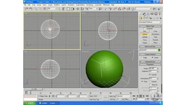 : Particle Effects in 3ds Max