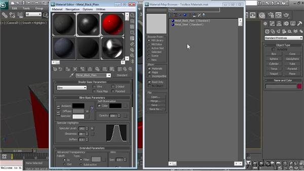 Adding a test to an event: Particle Effects in 3ds Max