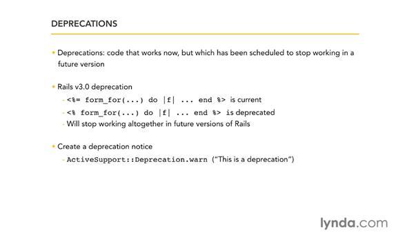 Logging to log files: Ruby on Rails 3 Essential Training
