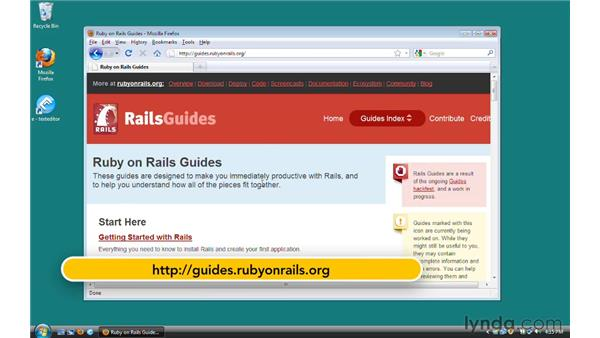 Goodbye: Ruby on Rails 3 Essential Training