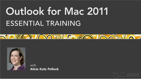 Final thoughts: Outlook for Mac 2011 Essential Training