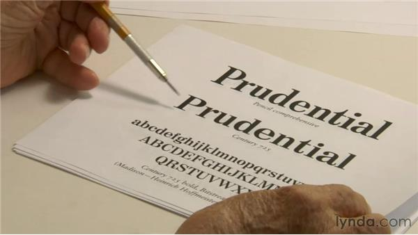 Prudential logotype: Creative Inspirations: Doyald Young, Logotype Designer