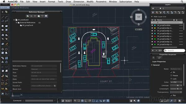 Externally referencing a drawing file: AutoCAD 2011: Migrating from Windows to Mac