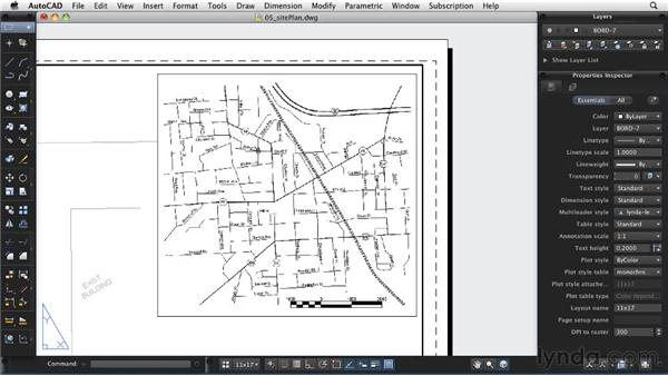 Externally referencing an image: AutoCAD 2011: Migrating from Windows to Mac