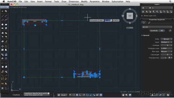 Configuring a layout: AutoCAD 2011: Migrating from Windows to Mac