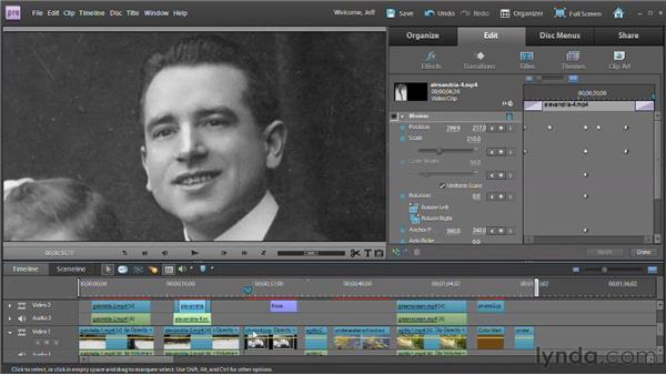 Understanding video effects: Premiere Elements 9 Essential Training