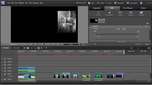 Understanding compositing: Premiere Elements 9 Essential Training