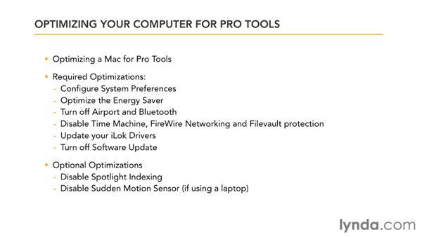 : Pro Tools 9 Essential Training