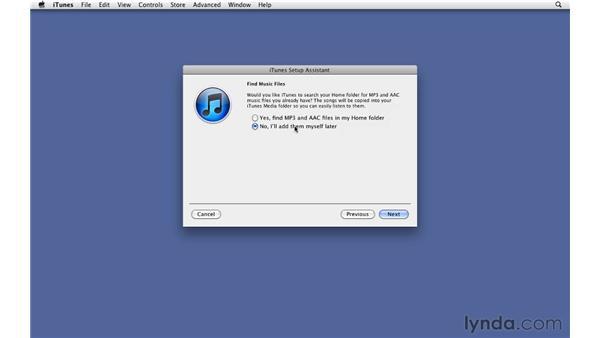 : iTunes 10 Essential Training
