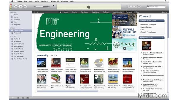 Setting parental controls: iTunes 10 Essential Training