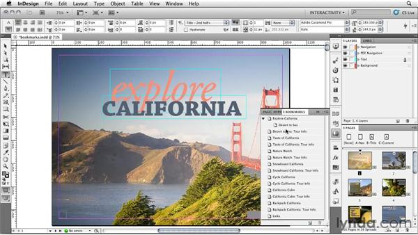 : InDesign CS5: Interactive Documents and Presentations