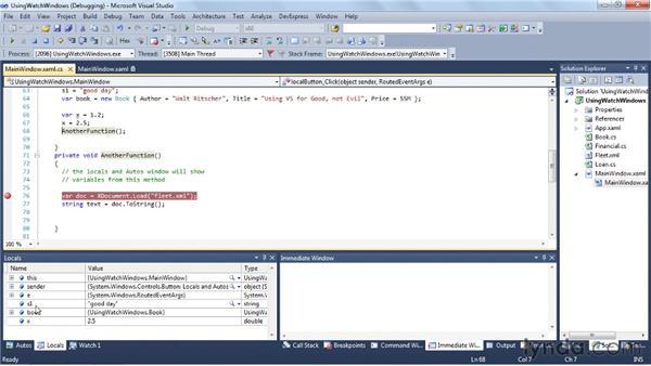 : Visual Studio 2010 Essential Training