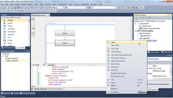 Using Team Foundation Server source control: Visual Studio 2010 Essential Training