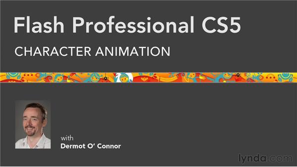 Goodbye: Flash Professional CS5: Character Animation