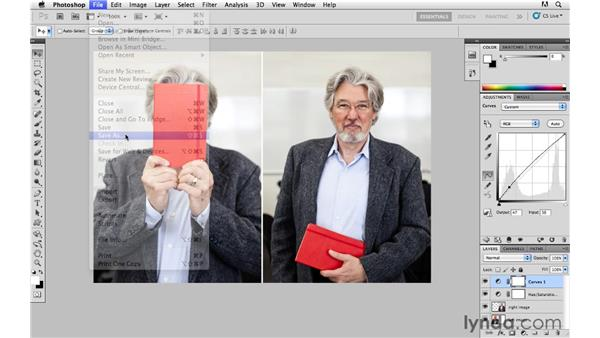 Maximizing compatibility with Photoshop: Lightroom 3 Advanced Techniques