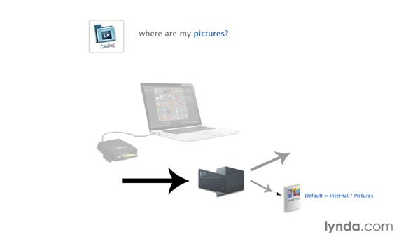 Where are my images?: Lightroom 3 Advanced Techniques