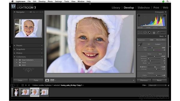 Are your prints too dark?: Lightroom 3 Advanced Techniques