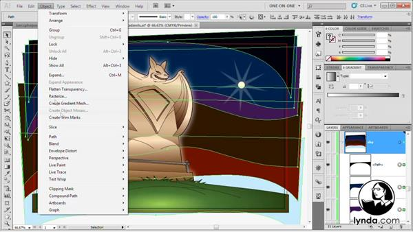 Welcome: Illustrator CS5 One-on-One: Advanced