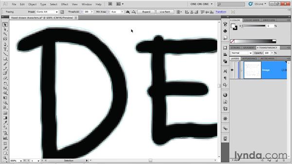 Raster and vector previews: Illustrator CS5 One-on-One: Advanced