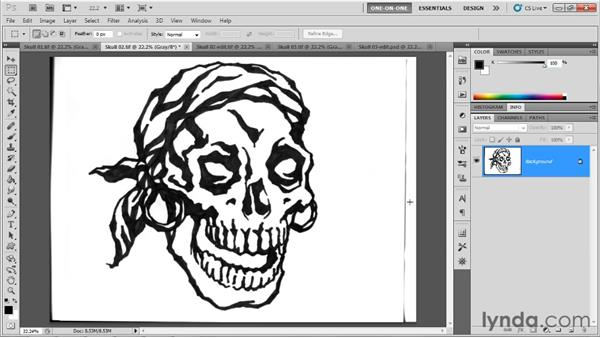 Sketching and drawing for Illustrator: Illustrator CS5 One-on-One: Advanced