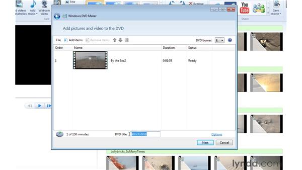: Windows Live Movie Maker Essential Training