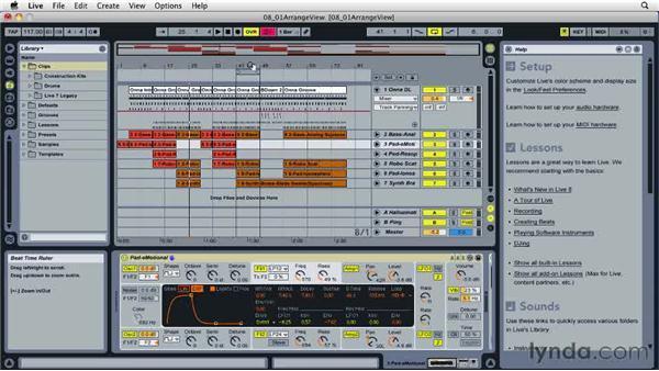 : Ableton Live 8 Essential Training