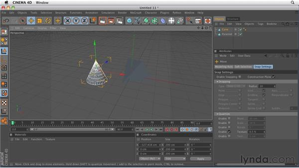 : CINEMA 4D R12 Essential Training