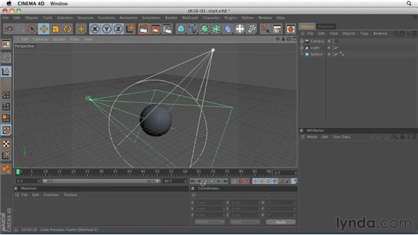 Understanding the render engine: CINEMA 4D R12 Essential Training