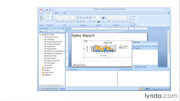 Introduction to SQL Server Reporting Services: SQL Server 2008 Essential Training