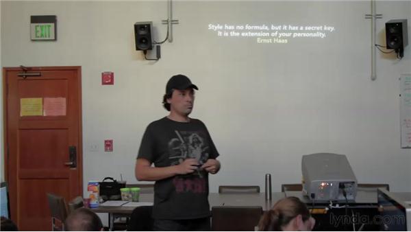 Teaching at UC Berkeley: Creative Inspirations: Richard Koci Hernandez, Multimedia Journalist