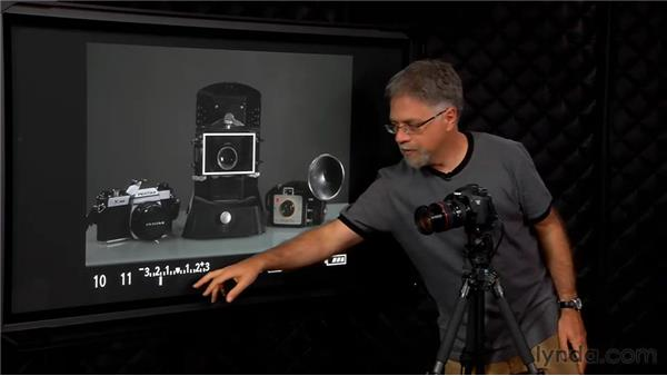 Manual mode and light meters: Foundations of Photography: Exposure